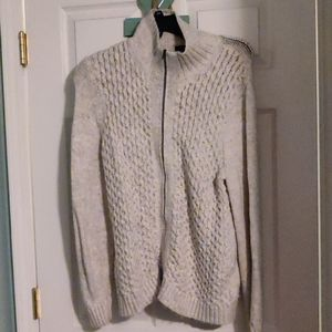 Tommy Hilfiger Ladies Full  Zippered Sweater
